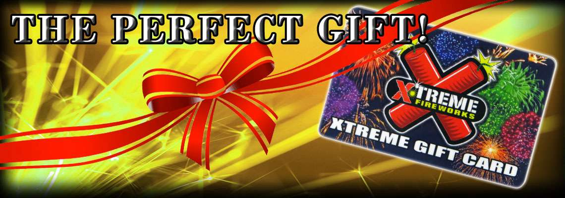 xtreme fireworks gift card