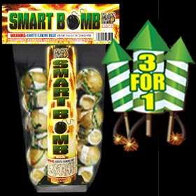 Smart Bomb. 3 for 1 sale!